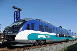 NCTD Sprinter Mainline