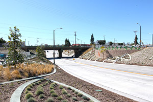 Passons Boulevard Grade Separation